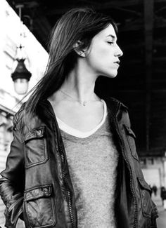 Charlotte Gainsbourg. You're the reason I stopped wearing padded bras and started loving my small breasts. Merci de tout mon coeur.