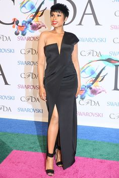 2014 CFDA Fashion Awards: Jennifer Hudson in Kaufman