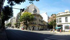 Av. Scalabrini Ortiz y Gral Lucio Norberto Mansilla, Palermo. Buenos Aires