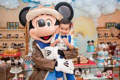 Aviator Mickey Mouse