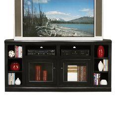 Eagle Industries Coastal Thin Corner Entertainment Center TV Stand - Home Furniture Showroom