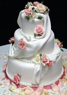 rosebush cakes | Elegance | All things cake | Pinterest