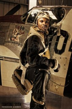 Tuskegee Airmen, P51 Mustang, Black History Facts, African American History, Military History, Military Aircraft, World War Two, Wwii, Airplanes