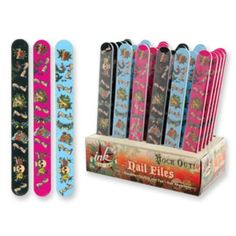 Colorado CO Aspens DoubleSided Oval Nail File Emery Board Set 4 Pack *** Check out this great product.