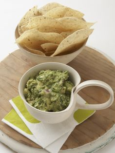 Chunky Guacamole from FoodNetwork.com
