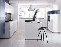 Kitchen Ideas: Modern Inspiration | nolte-kitchens.com | Concept ... | {Nolte küchen mit theke 99}