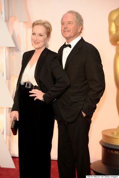 Meryl Streep once again was her effortless, stylish self on the Oscars red carpet.