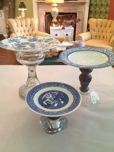 Upcycled Serving Trays by TessHome on Etsy, $50.00