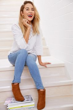 See what's in store on LaurenConrad.com