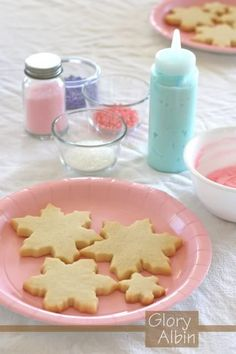 Ballerina Snowflake Party - Kara's Party Ideas - The Place for All Things Party