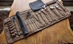 Handsome tool kits from Brooklyn's Cotter Pin