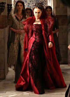 """Safiye Sultan - Magnificent Century: Kösem - """"War of the Sultans (Sultanlarin Savasi)"""" Season 1, Episode 8"""