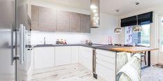 Asuntomessut 2016 A la Carte -keittiöt Koti Pentik #asuntomessut2016 #keittiömaailma #keittiö #alacartekeittiöt