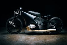 THIS HANDMADE BMW MOTORCYCLE IS A WORK OF ART ON WHEELS...I'm in love!!!