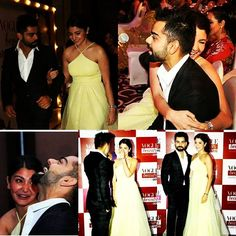 Love birds Virat Kohli & Anushka Sharma <3 <3 <3
