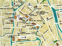Mappa di Gand - Cartina di Gand