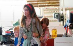 "AJ, Ellen and Becca | S5E5 | ""Self Help"" | The Ford Family | The Walking Dead (AMC)"