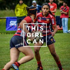 Check out our beginner's guide to Rugby League, including hints and tips to get you started! http://www.thisgirlcan.co.uk/sport/rugby-league/ #ThisGirlCan