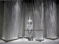 """BARNEY'S, Ginza, Tokyo, Japan, """"I'm not weird.... I am Limited Edition"""", for HUISHAN ZHANG, pinned by Ton van der Veer"""