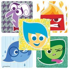 inside out classroom decor - Google Search