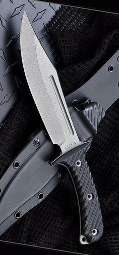 RMJ Tactical Jungle Combat Fixed Blade Knife