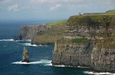 Cliffs of Moher, Ireland | 32 Magical Destinations To Visit In This Lifetime