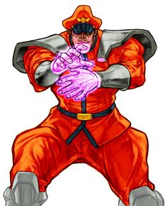 M. Bison from Capcom vs. SNK 2: Mark of the Millennium 2001