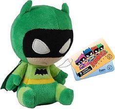 Funko Mopeez Heroes Green Batman Plush Action Figure