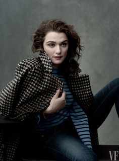 Rachel Weisz, Vanity Fair's 2016 Hollywood Portfolio. Photo by Annie Leibovitz.