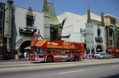 Los Angeles Hop-On Hop-Off Double-Decker Bus Tour You can get the full Los Angeles experience on a hop-on hop-off double-decker bus tour. The open-top buses provide recorded commentary throughout the tour. Visit Los Angeles, Los Angeles Usa, Santa Monica, Beverly Hills, Los Angeles Travel Guide, Double Decker Bus, Hollywood, San Fransisco, City Of Angels