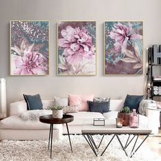 Product Description : Abstract Painting Scandinavian Poster Nordic Decoration Home Wall Art Flowers Posters And Prints Decorative Pictures Unframed Material: Canvas Color:As the photo shown Package piece,roll in the PVC tube Size: 1 XS: S: M: Green Wall Art, Floral Wall Art, Abstract Wall Art, Canvas Wall Art, Canvas Prints, Pink Abstract, Abstract Portrait, Portrait Paintings, Blue Canvas