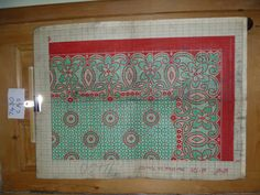 Large Decorative Lace Pattern