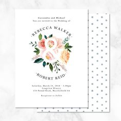 Herrod ingulf wedding invitations