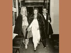 """The new mistress caused intense anger of legal wife of Dali, incomprehensible and capricious Gala: Dali, with characteristic directness of every madman, introduced his """"angel"""" wife. They often walked, dined and attended receptions or in the company of three – next to Gala was his young favorite Amanda Lear."""