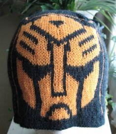 more knit superhero patterns - free