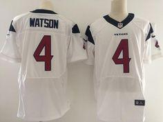 a9668809d Men 4 Deshaun Watson Jersey Football Houston Texans Jersey