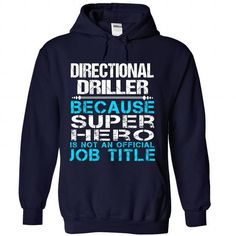 Directional Driller - #swag hoodie #winter hoodie. GET  => https://www.sunfrog.com/Funny/Directional-Driller-1376-NavyBlue-Hoodie.html?60505