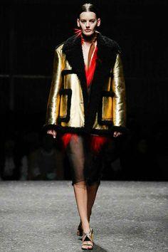 Prada Fall 2014 RTW - Runway Photos - Fashion Week - Runway, Fashion Shows and Collections - Vogue