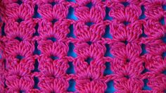 Сrochet pattern Узор вязания крючком 42