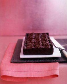 Chocolate-Espresso Tart Recipe