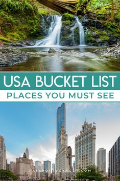 Ready to explore the best of the USA this fall and winter? Check out this awesome guide on the best places to visit in United States, featuring the most unique, beautiful destinations in the USA to add to your bucket list! Created by travel experts, these destinations range from iconic American landmarks to secret, hidden gems. | Things to do in USA | Best attractions in USA | When is the best time to visit USA  | Where to stay in USA | #Travel #USA #USATravel #falltravel #wintertravel