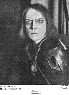 Michael Chekhov took the role of Hamlet for a production by the Second Moscow Arts Theatre in 1923