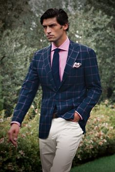 another outfit! mens suit/ mens fashion.  Mens style #dreadstop