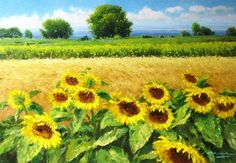 gerhard_nesvadba_sunflowers1.jpg (640×443)