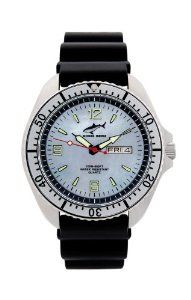 Buy Chris Benz One Man 200m Caribbean - Silver KB Wristwatch for Him Diving Watch The best prices online - http://greatcompareshop.com/buy-chris-benz-one-man-200m-caribbean-silver-kb-wristwatch-for-him-diving-watch-the-best-prices-online