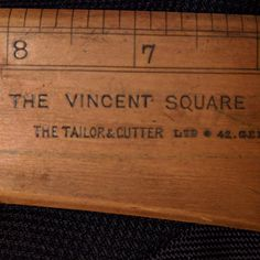 Never mind the Quality… The Vincent Square