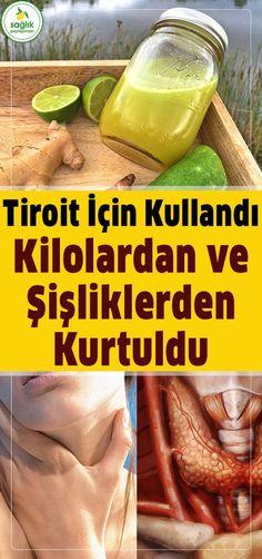 Tiroiti iyileşsin diye kullandı bilmeden Fazla kilolarından ve şişliklerden kurtuldu.. #kilo #şişlik #tiroit #sağlık #zayıflama #doğal #tedavi #diyet