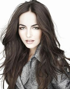IDK why but I always pictured Camilla for Ana. So pretty but can be really down to earth too. Sexy but not overpowering.