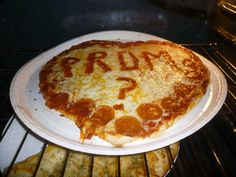 This is how my kid asked his friend to prom - she said yes.