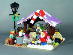 lego christmas village contest 2014 - Google Search